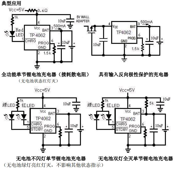 pmosfet 架构,加上防倒充电路,所以不需要外部检测电阻器和隔离二极管